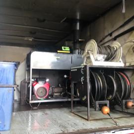 Pressure Washing Units